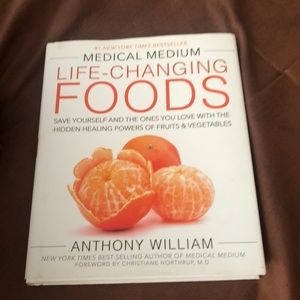 Medical Medium life changing book!!
